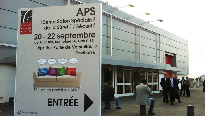 APS Salon Alarme Protection Securite