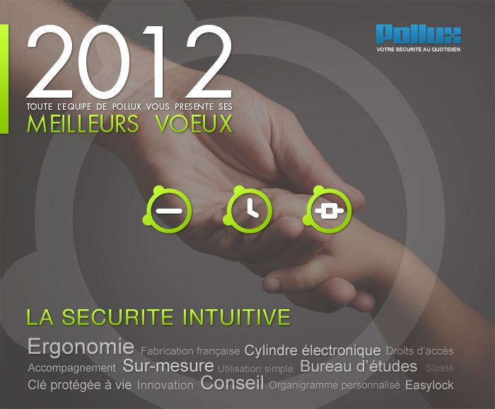 Pollux 2012 : La sécurité intuitive