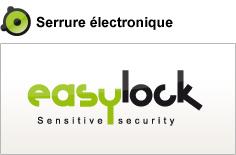 Easylock - Serrure électronique