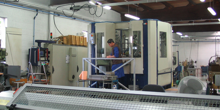Pollux usine - Transfert numerique 12 postes