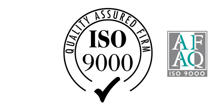 Pollux certifie ISO 9000