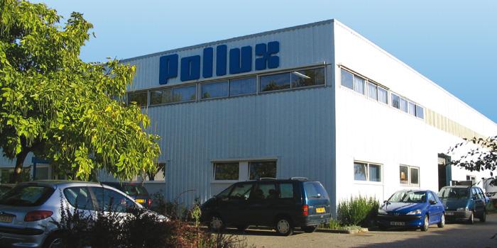 Pollux archive - usine Buc