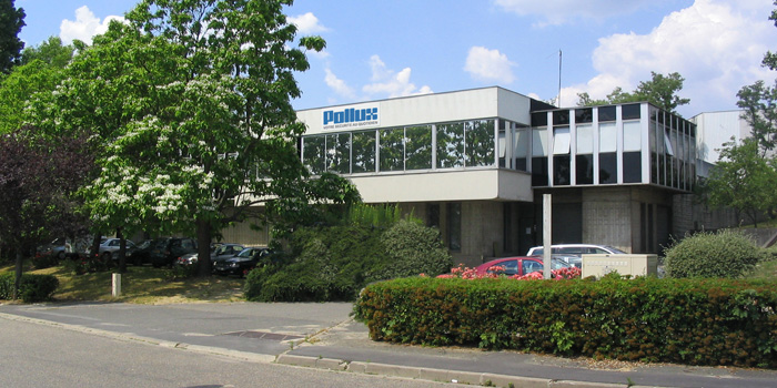 Pollux - Fabriquant serrure usine Palaiseau