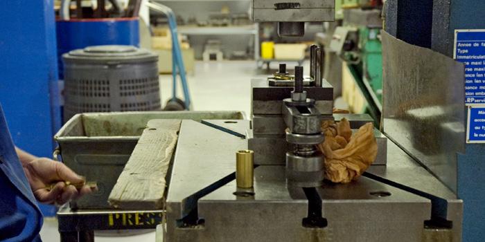 Fabrication de serrures