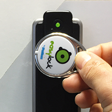 personnalisation badge RFID