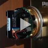 Cylindre électronique changement de pile