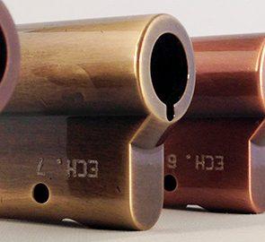 Cylindre de porte design