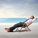 sécurité entreprise vacances