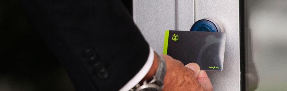 controle d'acces électronique