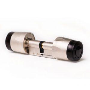 cylindre électronique 2 entrées