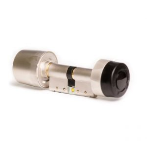 cylindre électronique bouton
