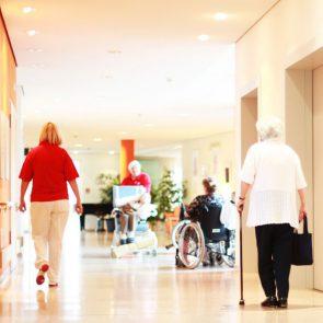 contrôle d'acces pour maison retraite
