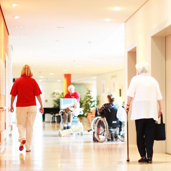 Contrôle d'accès pour maison de retraite : concilier sécurité et autonomie