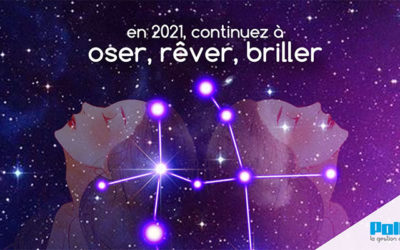 Continuons de briller en 2021 !