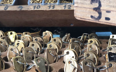 Gestion des accès : Connaissez-vous le nombre de clés en circulation de votre bâtiment ?